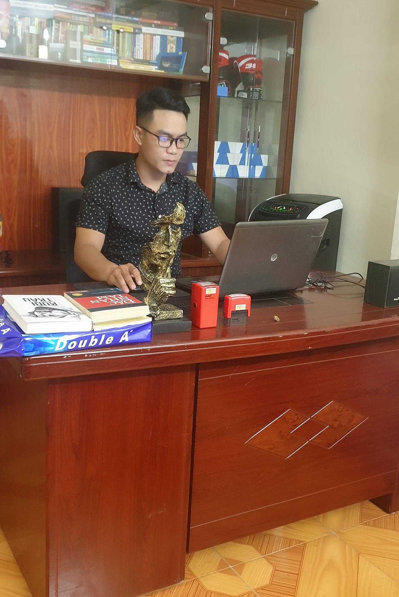 Văn phòng thám tử Hướng Tâm chi nhánh Thái Bình