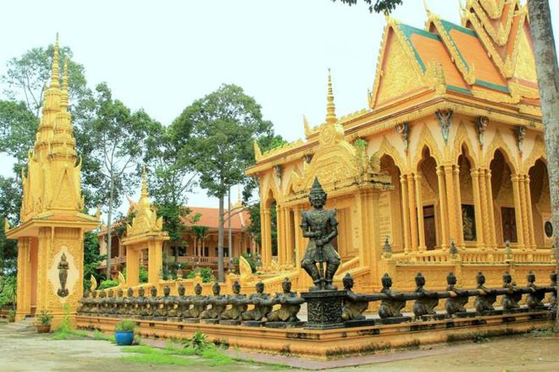 Địa chỉ: Võ Văn Kiệt, Khóm 2, Phường 8, Thành phố Trà Vinh, Trà Vinh